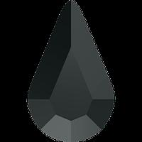 Стразы Swarovski горячей фиксации 2300 HOT FIX Jet Hematite, фото 1
