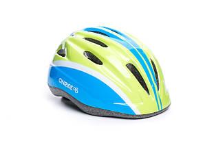 Шолом OnRide Clip  green-blue S