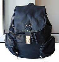 Кожаная женская сумка. Женский мини рюкзак. СР300-1