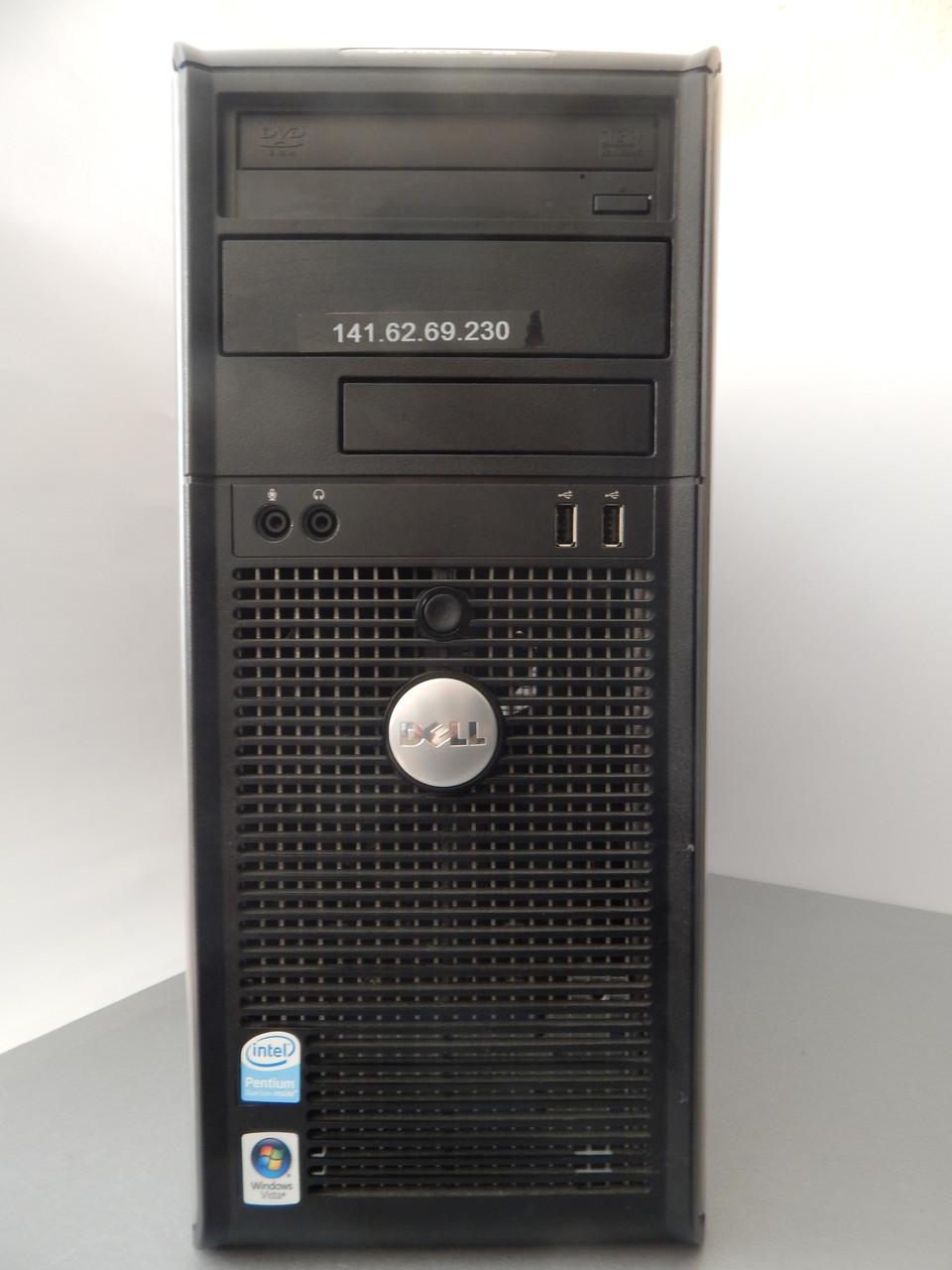Системный блок Dell Optiplex 755 проц. E-2180 RAM 4ГБ HDD 250 ГБ