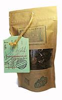 Чорний листовий Іван-чай з листям дуба zip-пакет 40 грам