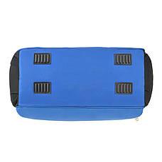 Дорожная сумка TONGSHENG голубая 49x32x22 полиэстр  кс999028гол, фото 3