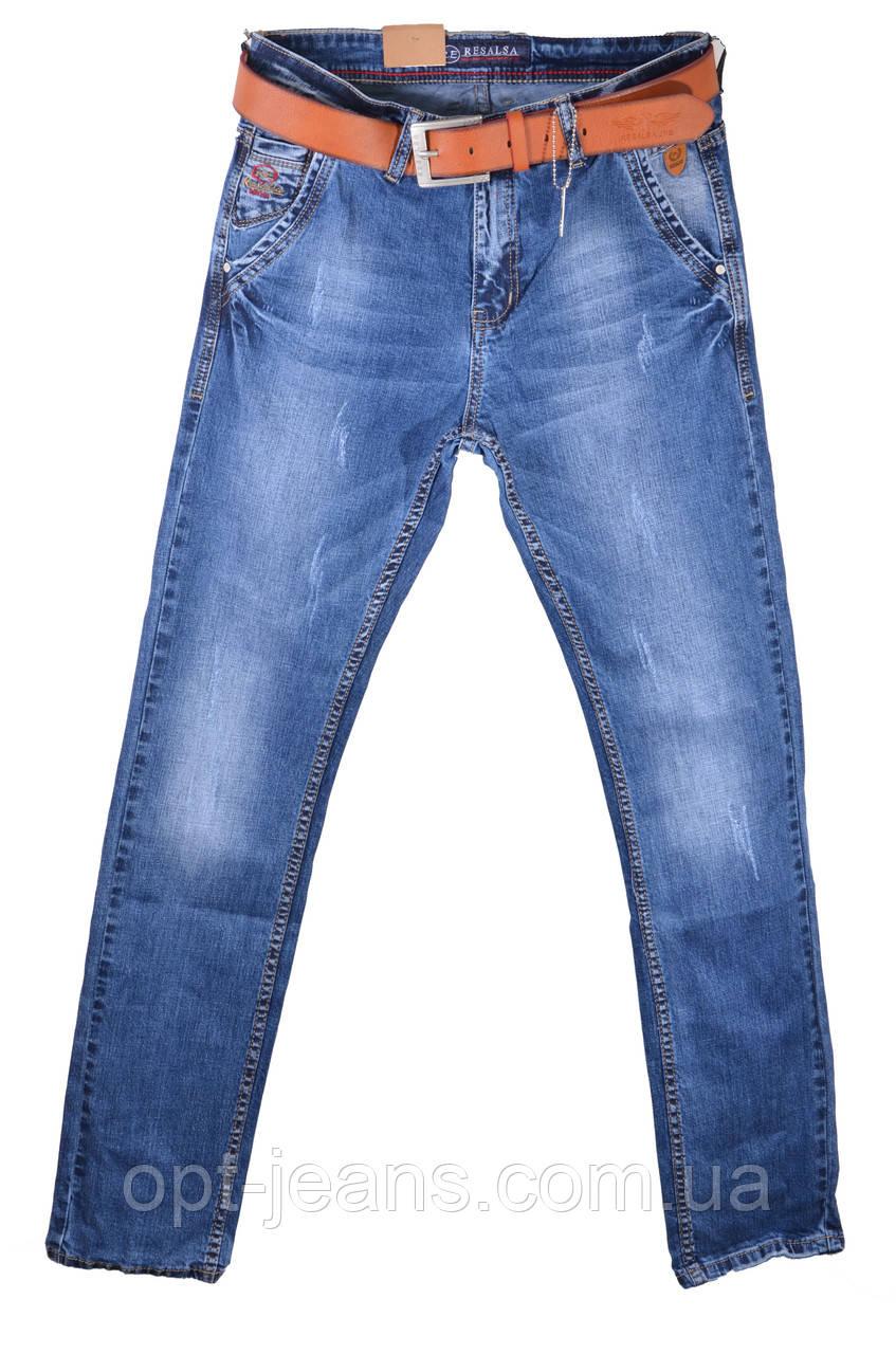 RESALSA мужские джинсы (30-38/7шт.) Весна 2019