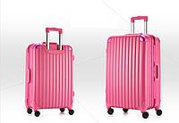 Набор чемоданов Tashiro ambassador Hardcase A8524 Pink