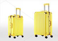 Набор чемоданов Tashiro ambassador Hardcase A8524 Yellow