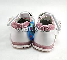 Детские светящиеся босоножки сандалии сандали с led подсветкой для девочки 25р., фото 3