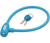 Велозамок KLS Jolly 12x650 Blue