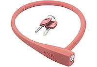 Велозамок KLS Sunny 4,5х600 Pink