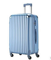 Набор чемоданов Tashiro ambassador Scallop A8540 Blue