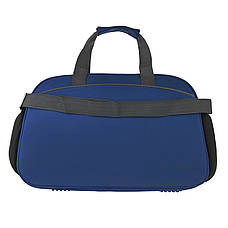 Дорожная сумка синяя TONGSHENG 49x32x22 полиэстр  кс999028син, фото 3