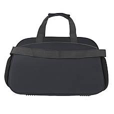 Дорожная сумка полиэстр TONGSHENG 49x32x22 чёрная  кс999028ч, фото 3