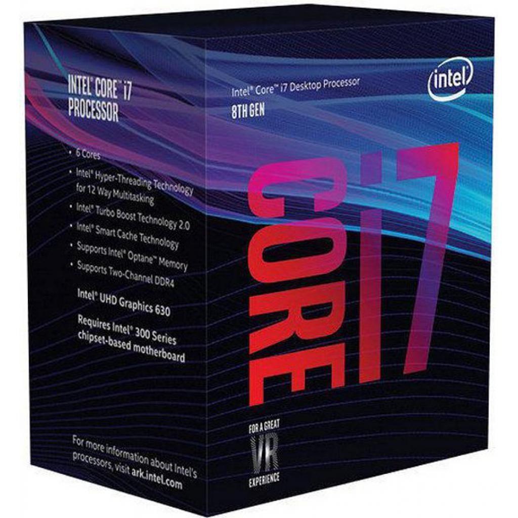 Процессор Intel Core i7-8700K (BX80684I78700K)