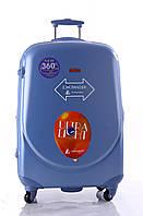 Авиа чемодан Tashiro Ambassador Classic A8503L Blue