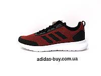 Мужские оригинал кроссовки adidas ARGECY F34850 цвет: чёрный/красный сезон: Весна/Лето