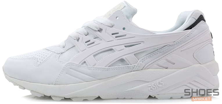 28142d1a Женские Кроссовки Asics Gel-Kayano Trainer Triple White H5B0Y-0101 ...
