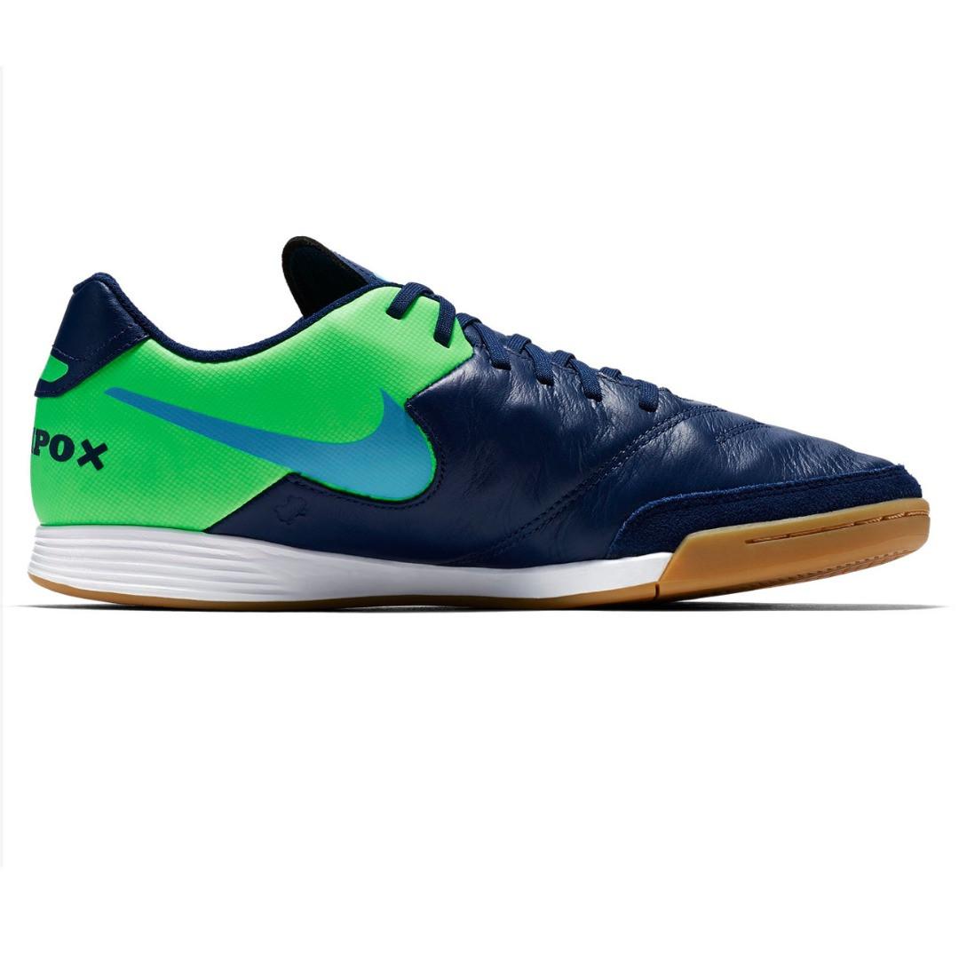Футзалки Nike Tiempo Genio II IC 819215-443 (Оригинал)