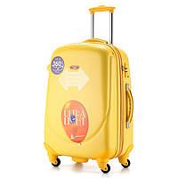 Авиа чемодан Tashiro ambassador Classic A8503L Yellow
