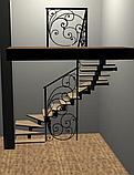 Дизайн-проекты изделий из металла: перила, мебель, декор и многое др., фото 3