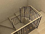 Дизайн-проекты изделий из металла: перила, мебель, декор и многое др., фото 6