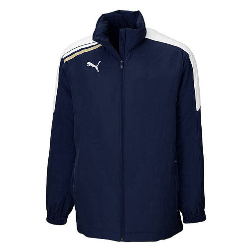 Куртка Puma Esito Stadium Jacket 652602 L Navy, фото 2