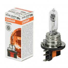 Автомобильная лампа Osram H15 24V