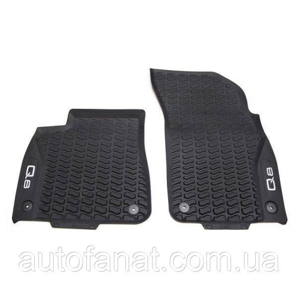 Оригинальные передниековрикисалона Audi Q8 (4M8061501041)