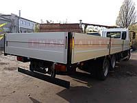 Изготовление и установка бортовых платформ для грузовых автомобилей