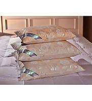 Подушка полу-пуховая 50*70 Экопух легкая (низкая)