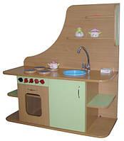 Кухня детская игровая№ 2 —1100х510х1170 мм