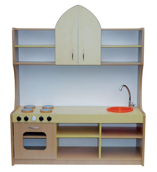 Кухня игровая№ 5 —1250х400х1514 мм