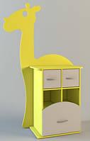 Детский комод «Жираф» — 1120х360х1700 мм, фото 1