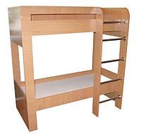 Кровать детская, 2-ярусная — 1432х752х1420 мм