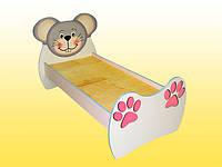 Кровать детская «Мышонок» — 1436х770х820 мм