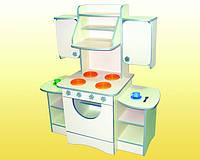 Кухня игровая «Сакура» —1110х500х1220 мм