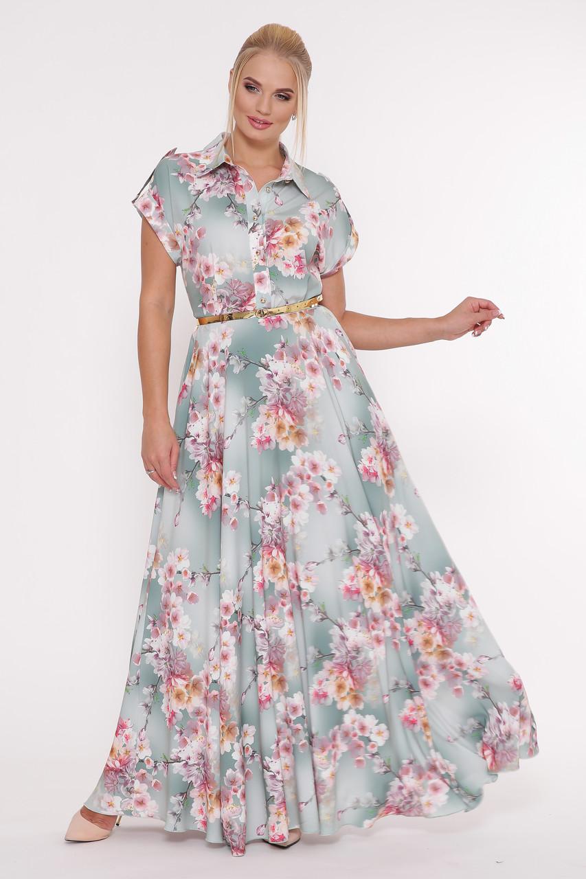 2962d4cad12 Платье длинное Алена