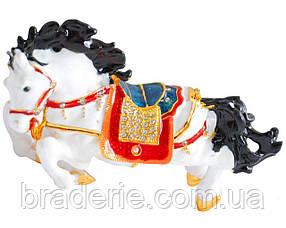 Шкатулка ювелирная Лошадь QF4561