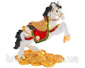 Шкатулка ювелирная Лошадь QF4564