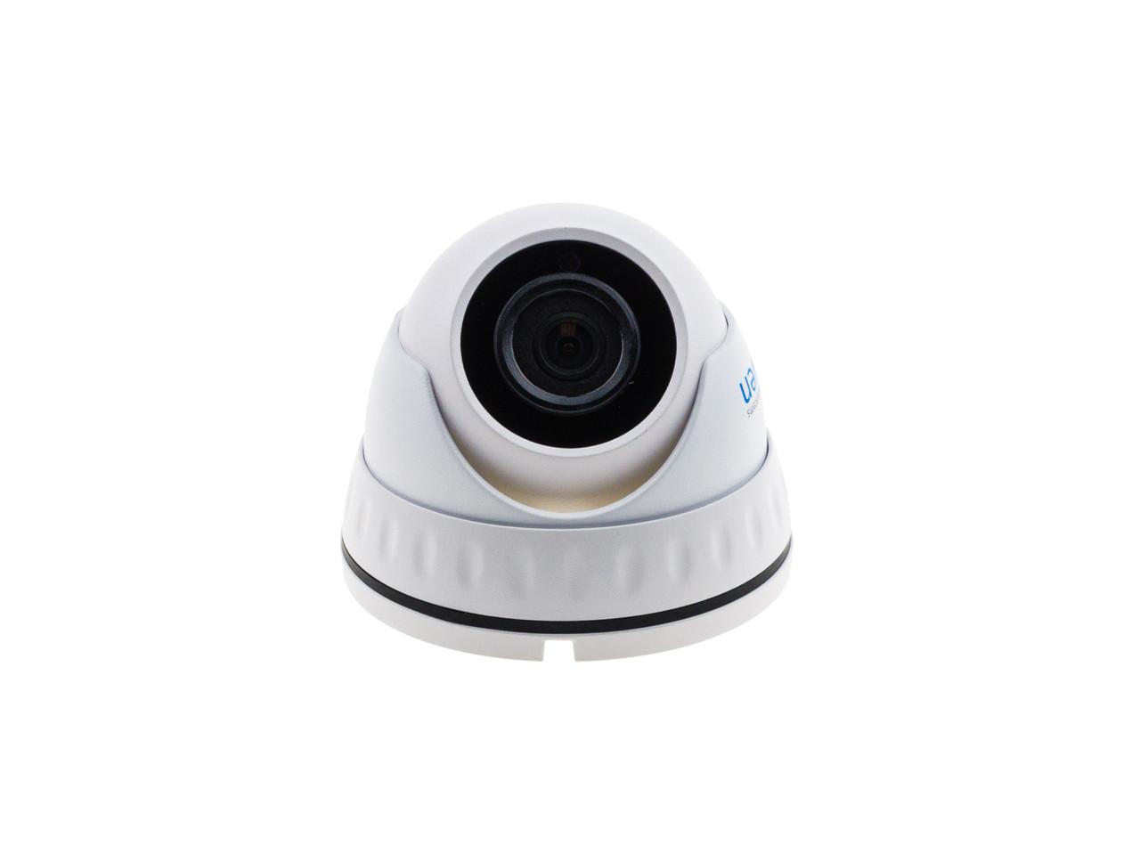 IP видеокамера 5 Мп уличная/внутренняя SEVEN IP-7215PA white (2,8)