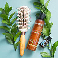Защитный шампунь с эфирными маслами
