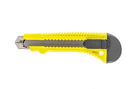 Усиленный нож пластиковый 18 мм Htools 17D528