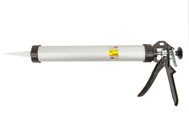Пистолет для герметиков туба 600 мл Htools 21K360