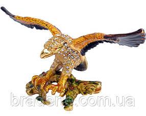 Шкатулка ювелирная Орел 957