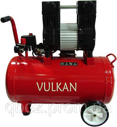 Компрессор Vulkan IBL50LOS безмасляный, фото 2