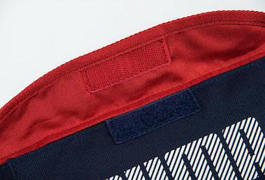 Сумка на пояс Puma Sole Waist Bag 1,7л Blue-Red, фото 2
