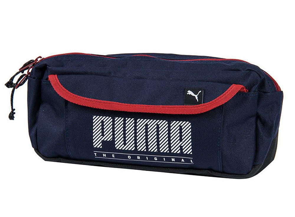 Сумка на пояс Puma Sole Waist Bag 1,7л Blue-Red