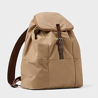 Брезентовый рюкзак Zara