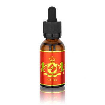 """Премиум жидкость для электронных сигарет Fuel Tabac """"Cuba"""" 30ml"""