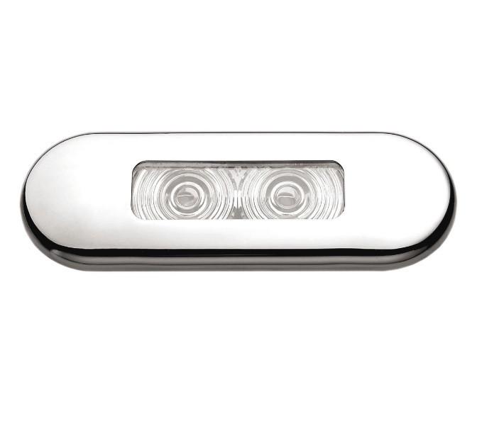 Палубный светильник 0,4Вт