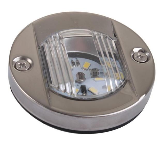 Палубный светильник диаметр 75мм