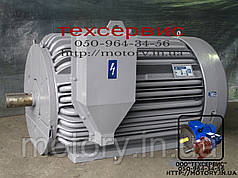 Электродвигатель общепромышленный 315 кВт 1500 об/мин (315/1500)